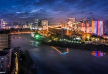 Night-view-Dhaka-Bangladesh