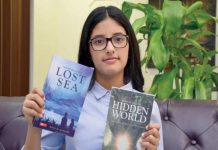 The youngest novelist in Saudi Arabia